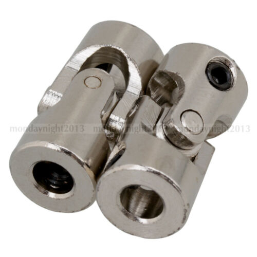 2pcs Motor Shaft Coupling Universal Joint Connector for RC Boat Car