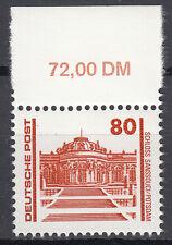 DDR 1990 Mi. Nr. 3349 mit Oberrand Postfrisch (25392)