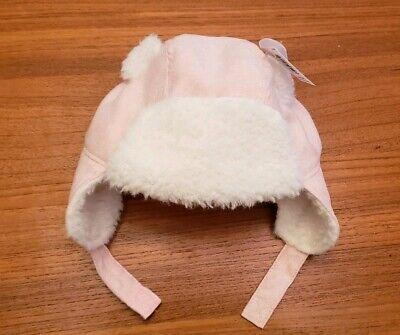 Old Navy Baby Girls 0-6 6-12 12-18 18-24 MONTHS Linen Blend Sun Hat PINK #32119