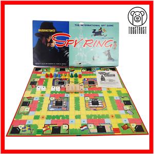 Spy-Ring-Board-Game-Vintage-International-Spy-Game-Fun-Retro-1965-Waddingtons