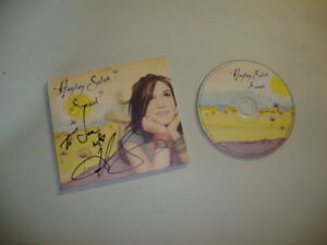 Sunseed-by-Hayley-Sales-CD-Sep-2008-Universal-Autograph-Signed