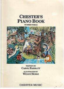 Chester-039-s-Piano-Book-Number-3-USED