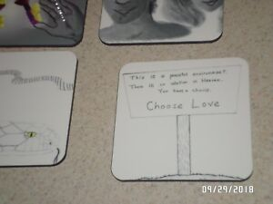 COASTERS-associated-with-book-034-The-Creation-Project-034-by-Sunshine-Rodgers