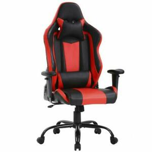 Big And Tall Office Chair 400Lbs Gaming Chair Ergonomic ...