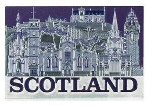 Scotland-Fridge-Magnet-Landmarks-Collage-Montage-Scottish-Edinburgh-Castle-Scene