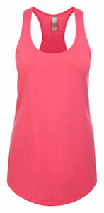 Next-Level-Apparel-Women-039-s-Lightweight-Jersey-Self-Fabric-Racerback-Tank-1533
