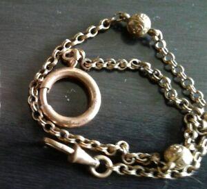 Chaine de montre ancienne