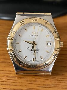 omega-constellation-automatic-chronometer-18-K-Gold