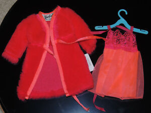 Vintage Barbie Clothes Doll Outfit Dream Ins 1867 Nice Condition Ebay