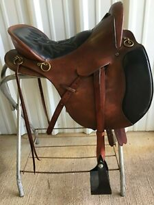"17"" Tucker Equitation Endurance Saddle, Medium Tree. Very good condition."