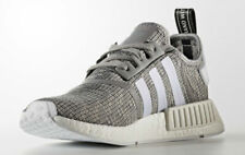 ee6bb02ee6db4 adidas NMD R1 Glitch Mens BB2886 Grey White Mesh Boost Running Shoes ...