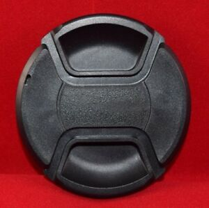 Sigma-Branded-72-mm-Snap-On-Lens-Cap-Used