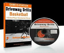 Game Elevation - Driveway Drills: Defense & Footwork Basketball ebook on CD