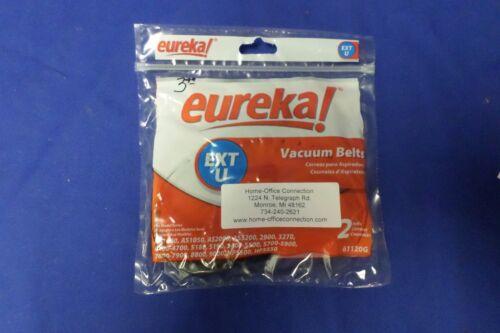 Eureka EXT U Vacuum Belts