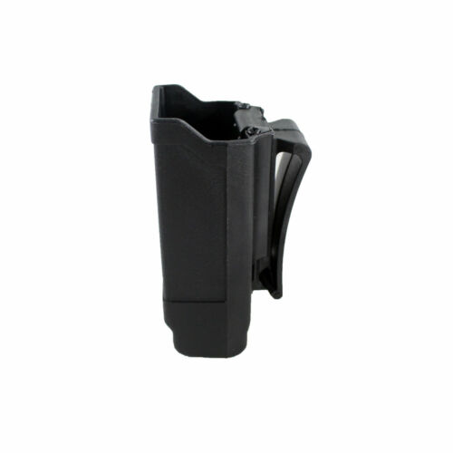 Tactical CQC Double Stack Mag Pouch Holder Magazine Holster for Glock 9mm