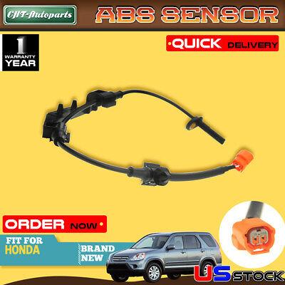 Rear Left ABS Wheel Speed Sensor fit Honda CRV 2002-2006 57475-S9A-013
