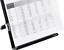 Document-Holder-Stand-Adjustable-Easel-Copy-Desk-Paper-Letter-Office-Workspace thumbnail 5