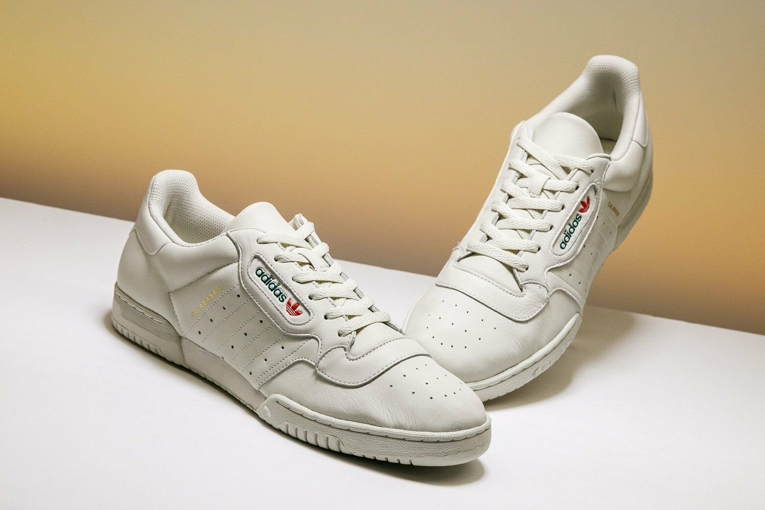 Yeezy powerphase Kanye West Authentique taille us/9.5 10 us/9.5 taille uk 2a00ed