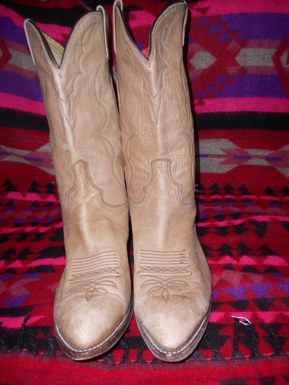 DAN POST  WESTERN COWBOY BOOTS 12.5