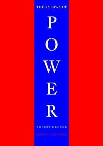 The 48 laws of power by robert green
