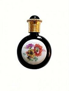 PORCELAINE-DE-LIMOGES-MINIATURE-DE-PARFUM-COLLECTION