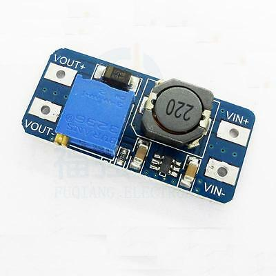 1pcs MT3608 Step Up Power Apply Booster Module DC-DC 2V-24V 2A NEW