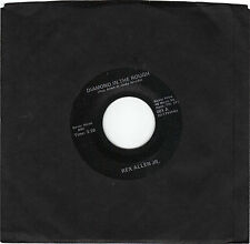 ALLEN, Rex, Jr.  (Diamond In The Rough)  Boxer 001