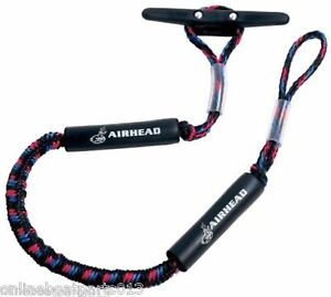 BOAT-amp-PWC-DOCKING-BUNGEE-DOCK-LINE-4-039-STRETCHES-TO-5-5-039-AIRHEAD-BRAND-AHDL-4