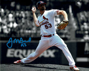John-Gant-St-Louis-Cardinals-Signed-Autographed-8x10-Photo-JG5