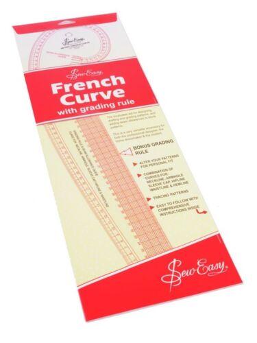 Sew easy french curve des mesures métriques pour la couture la couture confection