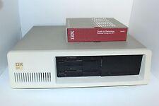 Vintage IBM PC XT 5160 Computer w/ 640K RAM and CGA Video Card WORKS!