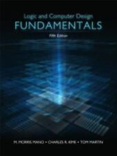 Logic And Computer Design Fundamentals By Tom Martin Charles R