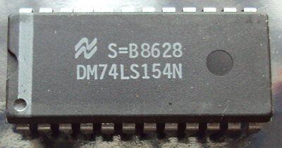 3 X 74HCT139N PHILIPS Dual 2-to-4 línea decodificador//demultiplexor 16 Pin DIL Nuevo