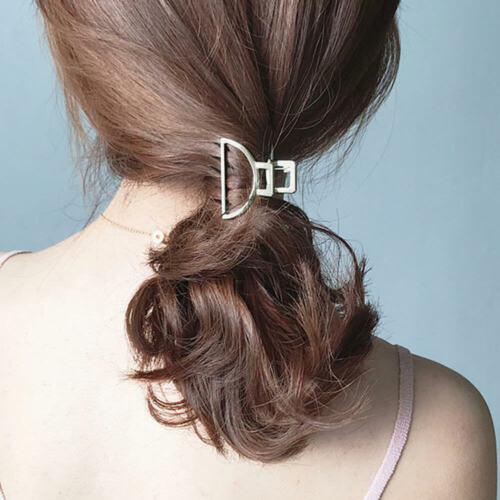 Damen Haarspangen Starke große traditionelle Klammer Klaue Kieferklemme L//P