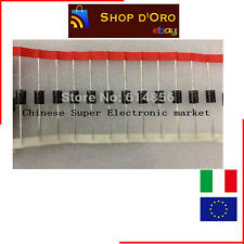 10 Diodi SB150 1A 50V diodo raddrizzatore Schottky DI063