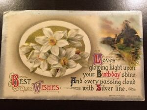 vintage-John-Winsch-Postcard-Birthday-Flowers-1912
