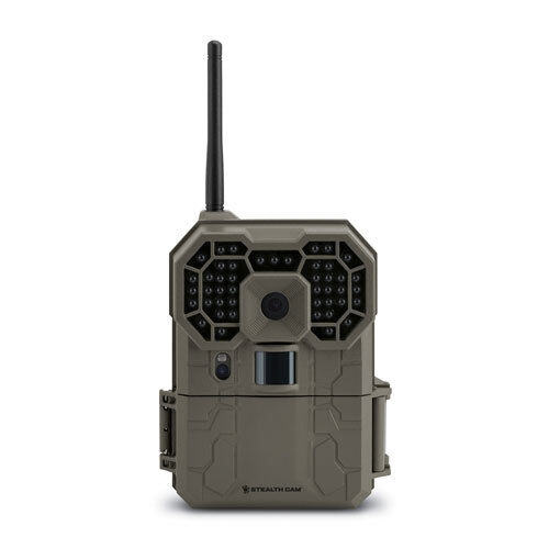 GSM Stealth Cam STC-GX45NGW Wireless 12MP Infrared Deer Trail Game Camera