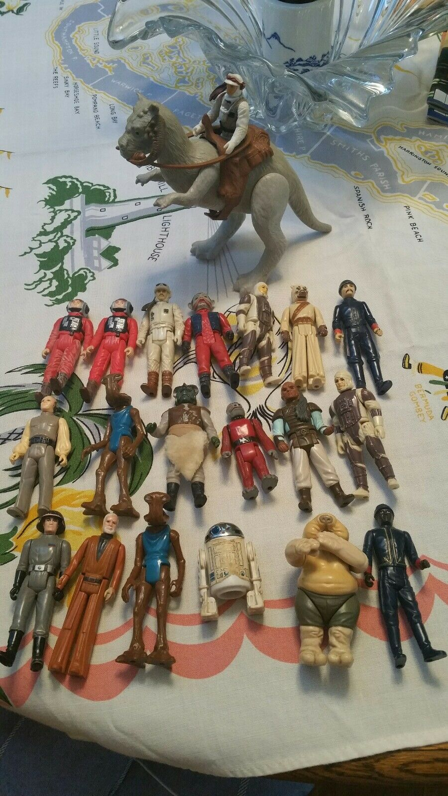 Vintage kenner star wars action figures 20 figures