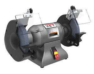Swell Details About Jet Powermatic 578008 1Hp 8 Industrial Bench Grinder Short Links Chair Design For Home Short Linksinfo