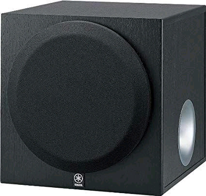 YAMAHA ACTIVE SUBWOOFER / IMMACULATE NEW CONDITION / VERY POWERFUL /