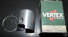 2090 VERTEX Pistone per Cilindro Polini MORINI Minarelli 80 cc Diametro 48 mm