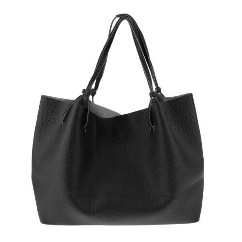 2pcs//Set Women Handbag Set Leather Shoulder Messenger Tote Purse Shopper Bag