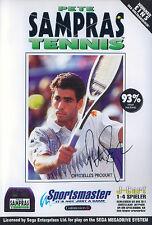 ## Pete Sampras Tennis - SEGA Mega Drive / MD Spiel - TOP ##