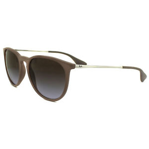 5b82da1435 Ray-Ban Sunglasses 4171 600068 Dark Rubber Sand Brown Gradient ...