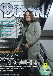BURRN-Magazine-Japan-No-8-2007-August-2007-Japanese-Language-NEW