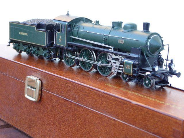 Trix 22502 locomotiva bavarese bavarese bavarese S 3/5 K. BAY. STS. B. ep.1 con FAULHABER-motore, M. LED 6fd985