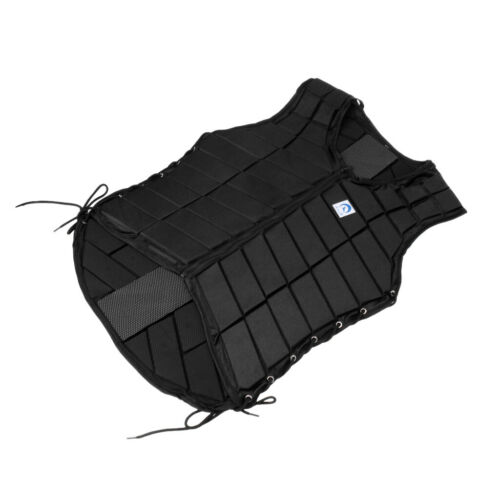 S Women Safety Horse Riding Equestrian Vest Protective Body Protector Gear