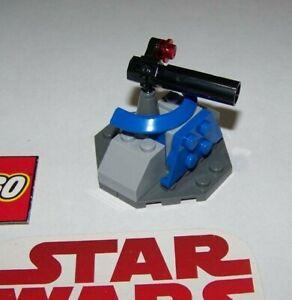 MANDALORIAN GROUND GUN TURRET NEW! LEGO STAR WARS #7914 ROTATES
