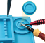 Magnetic-Heat-Insulation-Silicone-Pad-Mat-Platform-Soldering-Repair-17-7x11-8-in thumbnail 9