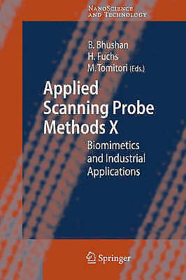 1 of 1 - Applied Scanning Probe Methods X: Biomimetics and Industrial Applications: No. 1